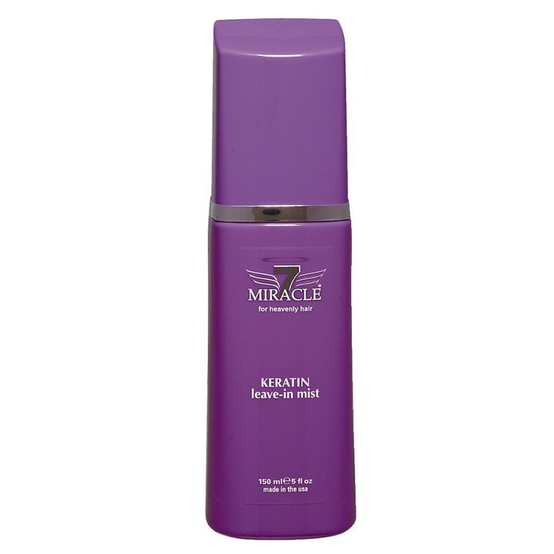 Miracle 7 Keratin Leave In Mist Lily Personal Care