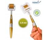DERMA-CIT® Micro Needle Derma Roller System Titanium (192 Needles)