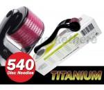 TMT 540 Micro Needle Roller System Titanium Derma Roller